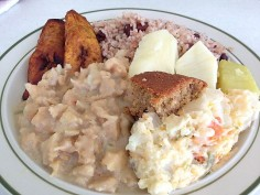 """Cook Food"" Little Cayman"