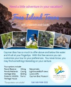 Cayman Brac Island/Nature Tours