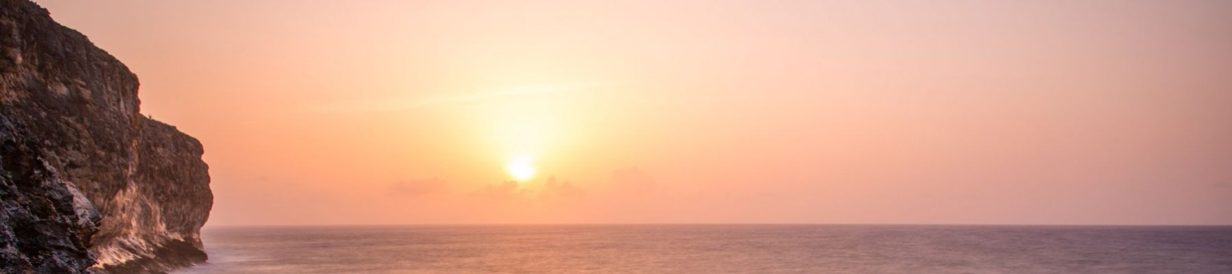 bluff sunrise header