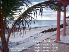 Cayman Breakers SITA Special 2014